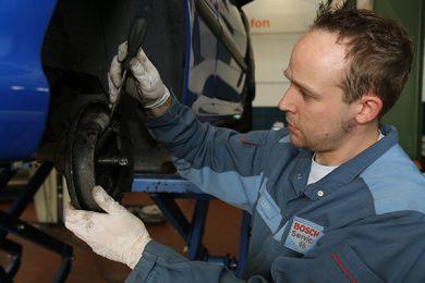 Diagnose und Reparaturservice